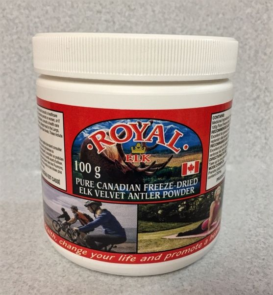 Royal Elk Products Ltd Elk Velvet Powder 100gm