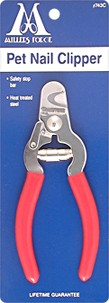 Miller Forge Nail Clipper Miller Forge Red