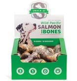 Snack 21 Salmon Skin Bones