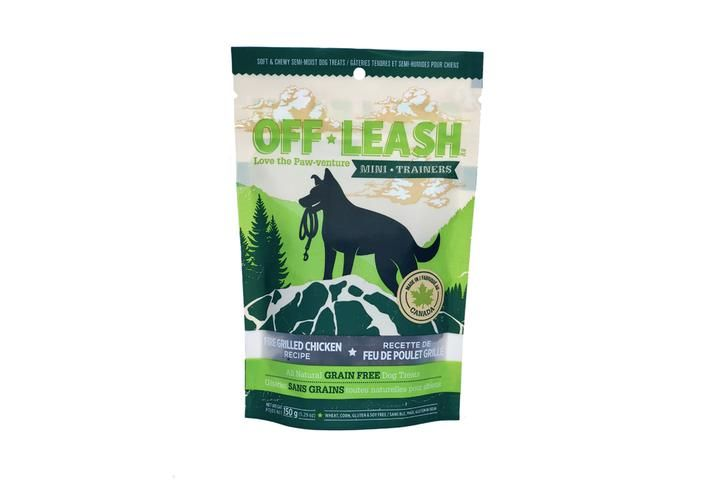 Off Leash Off Leash Fire Grilled Chicken Treat