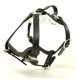 Redline K9 Leather Protection Harness