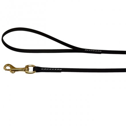 "Redline K9 Nylon Lead 3/8"" x 25' Black"