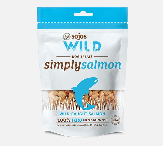 Sojo's Sojo's Simply Wild Dog Treats