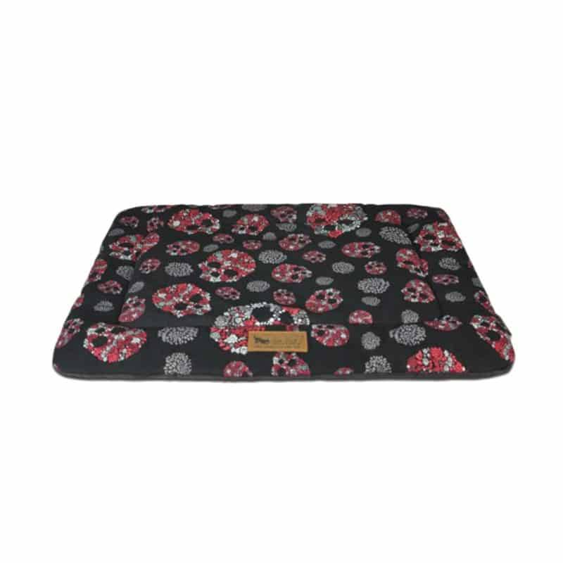 PLAY PLAY Chill Pad Skulls and Roses