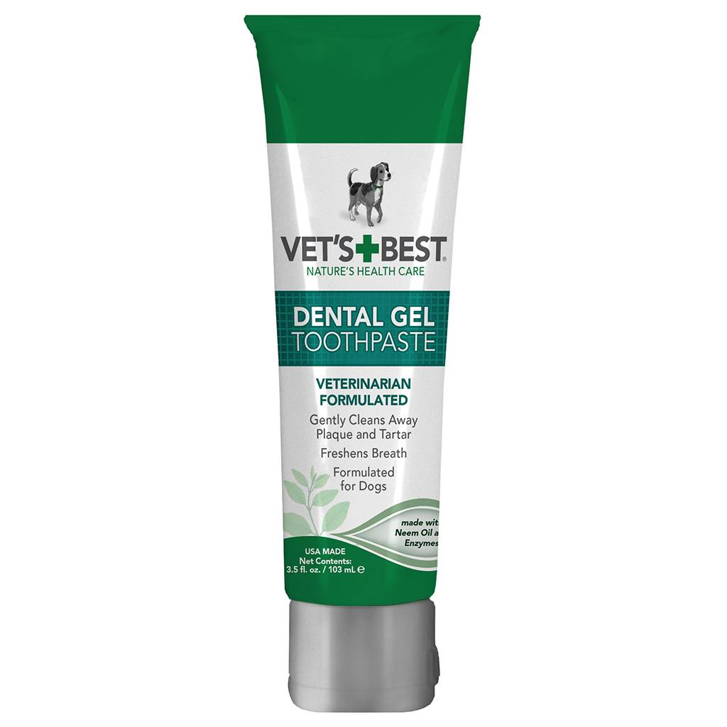 Vet's Best Vets Best Gel Toothpaste 3.5oz