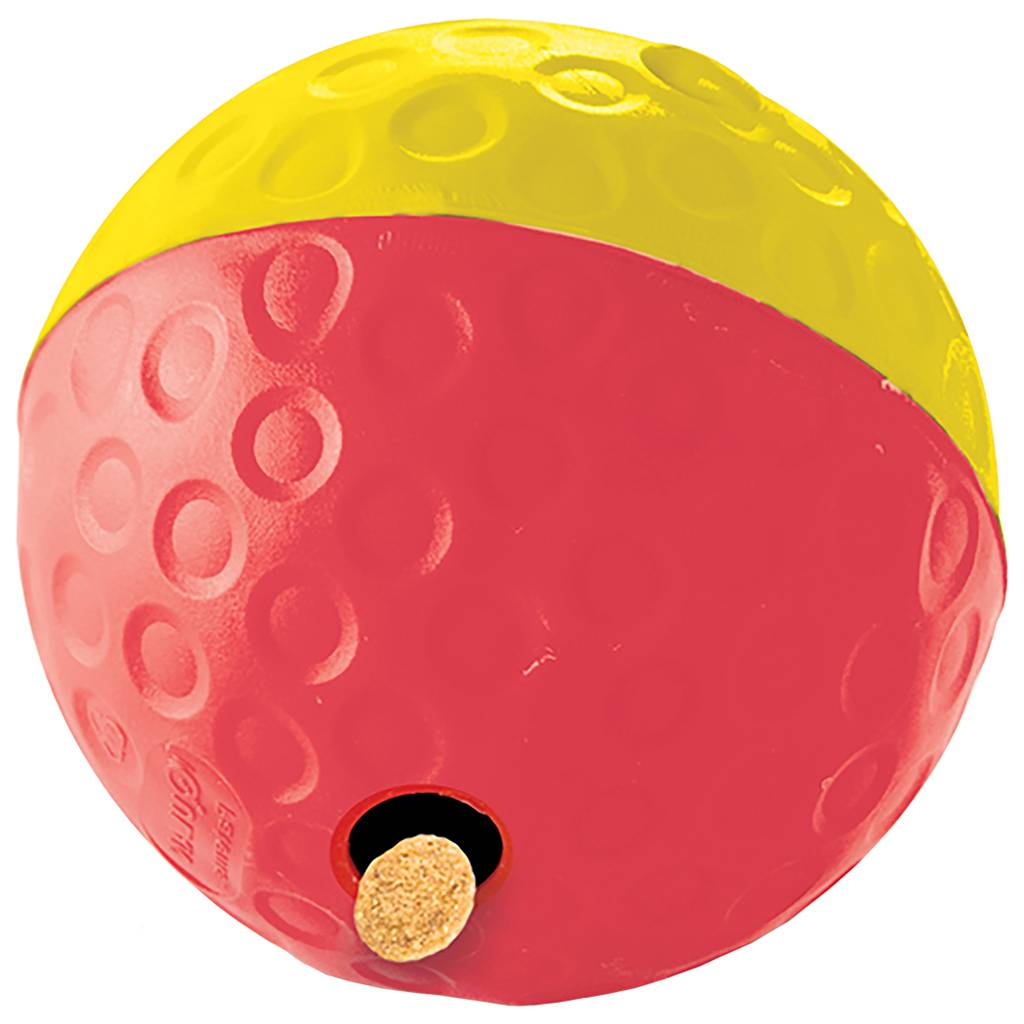 Outward Hound Outward Hound Treat Tumble Ball Pink Large