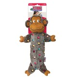 Kong Kong Low Stuffing Speckles Monkey Large