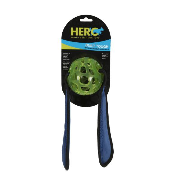 Hero Hero Treat Ball w/ Tug Ears