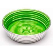Loving Pets Products Dish Le Bol Chartreuse Large