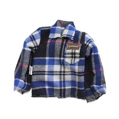 Aussie Naturals Aussie Naturals Krinkle Flannel Shirt