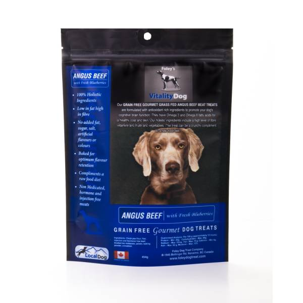 Vitality Vitality Dog Treats 454g