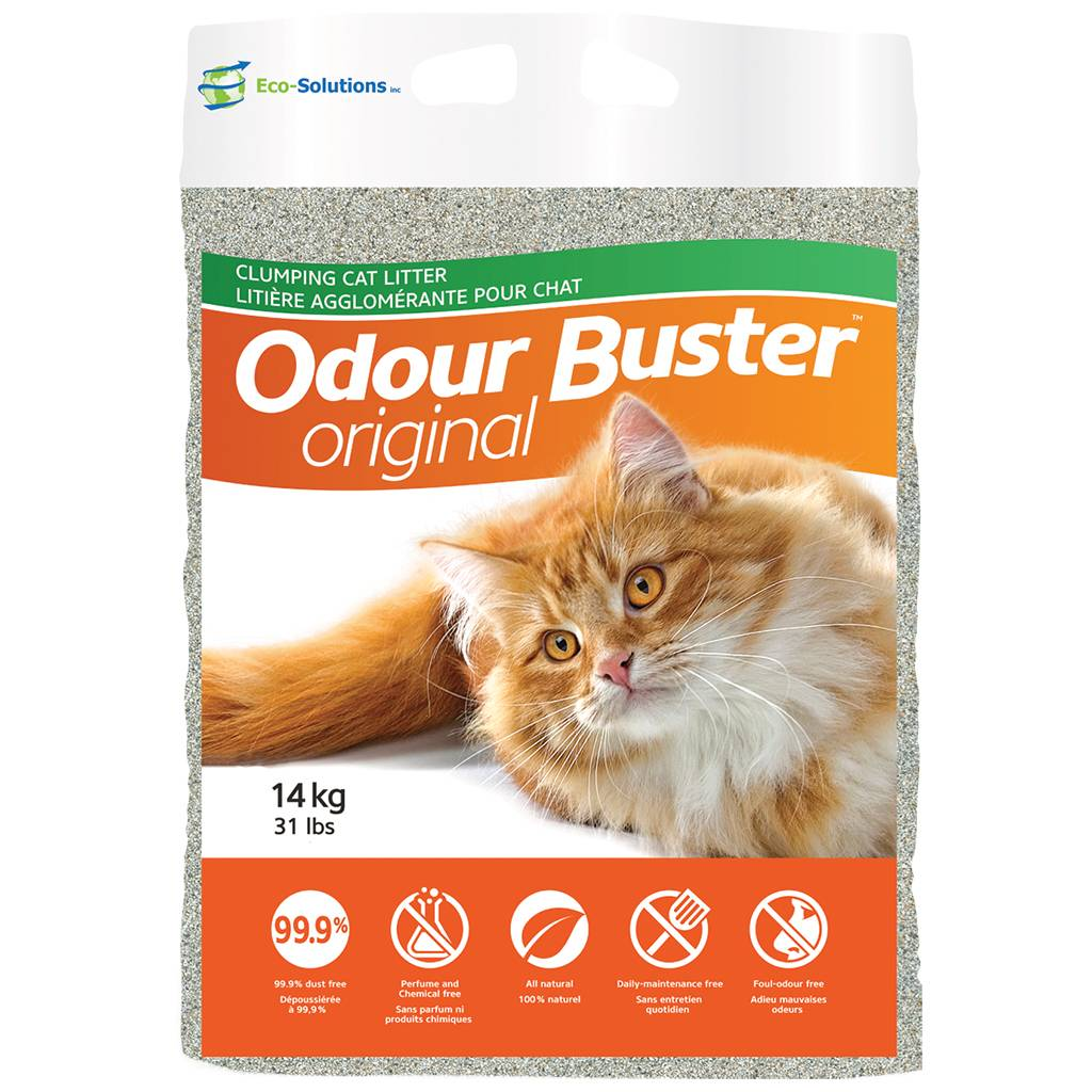 Eco Solutions Odour Buster Litter