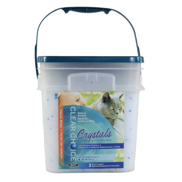 Clear Choice Clear Choice Crystal Litter 12lb