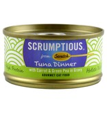 Scrumptious Scrumptious Tuna Red Meat Carrot 2.8oz