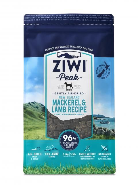Ziwi Peak Ziwi Peak Air Dried Dog 454g