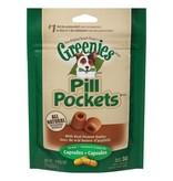 Greenies Pill Pocket Peanut Butter Caps 7.9oz