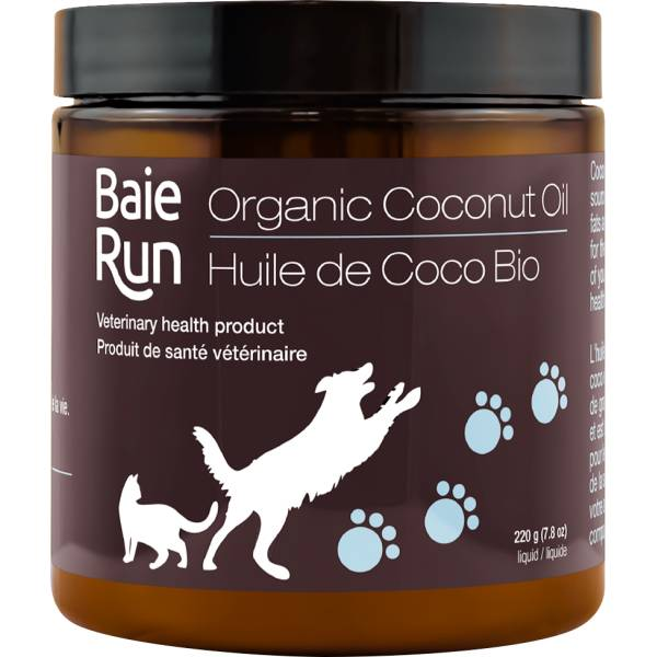 Baie Run Baie Run Organic Coconut Oil 220g