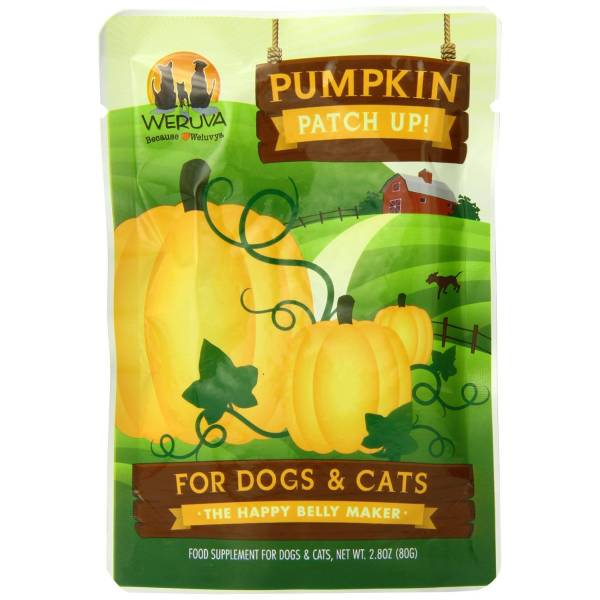 Weruva Pumpkin Patch Up! Pouch 2.8oz