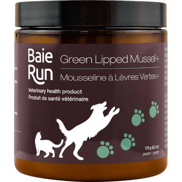 Baie Run Baie Run Green Lipped Mussel 175g