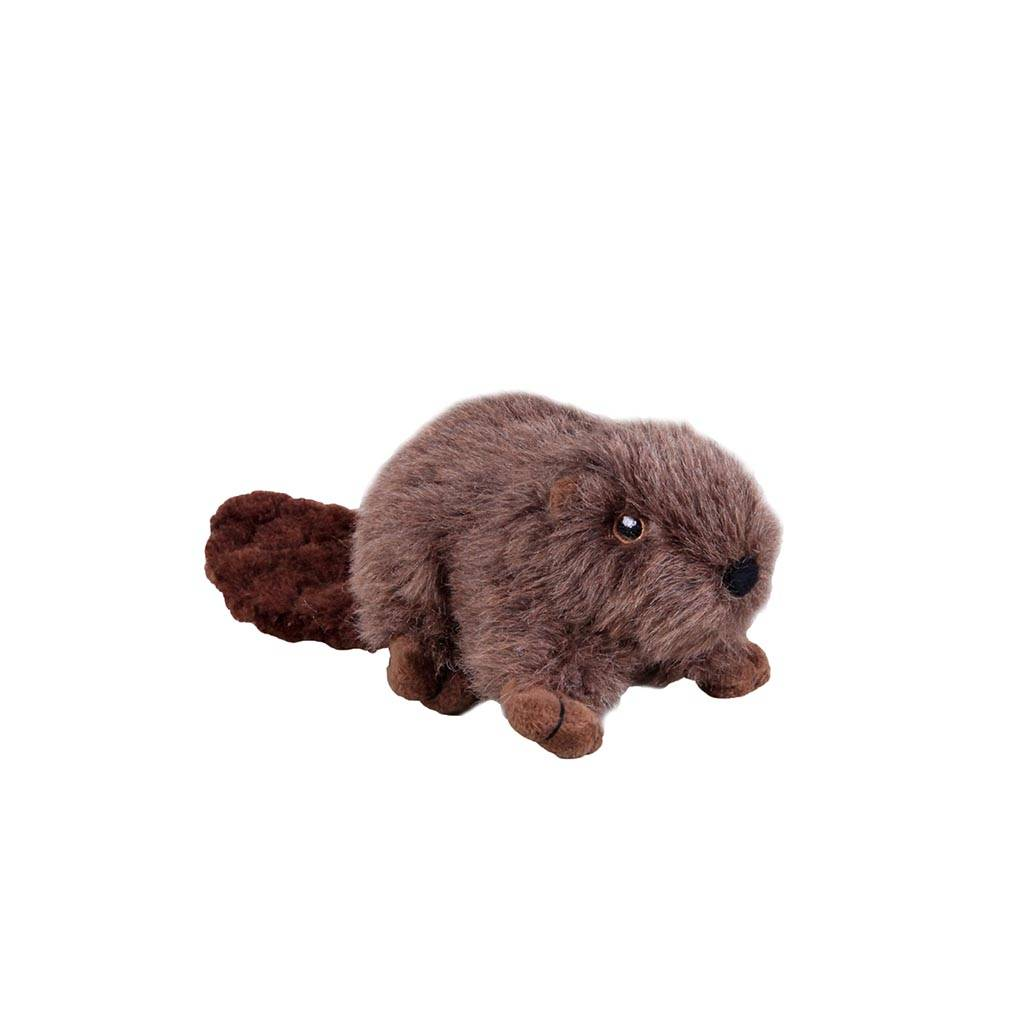 Smart Pet Love Tender Tuff Plush Beaver
