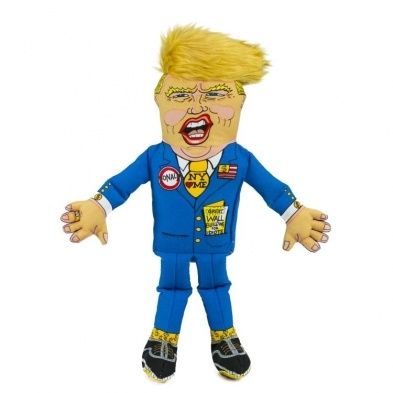 Fuzzu Fuzzu Donald Trump Parody