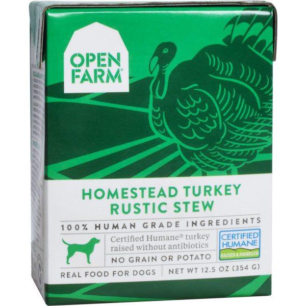 Open Farm Open Farm Dog Turkey Stew 12.5oz