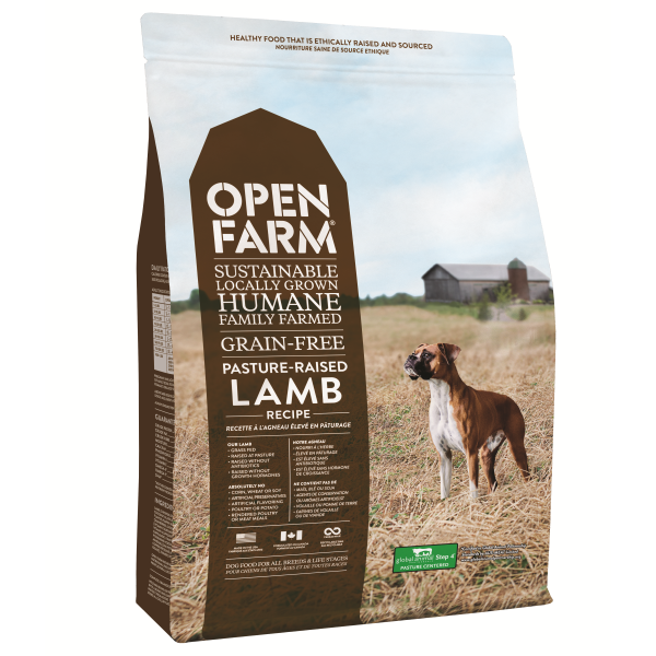 Open Farm Open Farm Dog Pasture Lamb