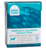 Open Farm Open Farm Dog Herring & Mackerel Rustic Stew 12.5oz
