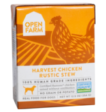 Open Farm Open Farm Dog Chicken Rustic Stew 12.5oz