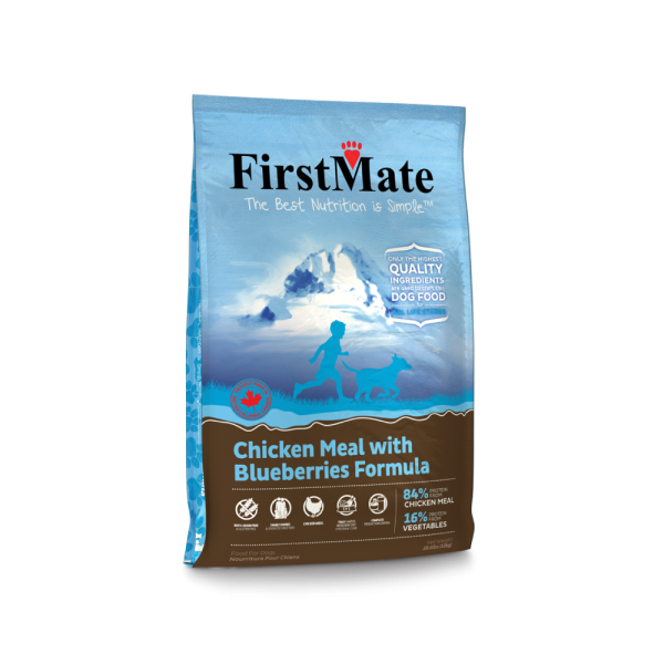 First Mate First Mate Grain Free Chicken & Blueberry