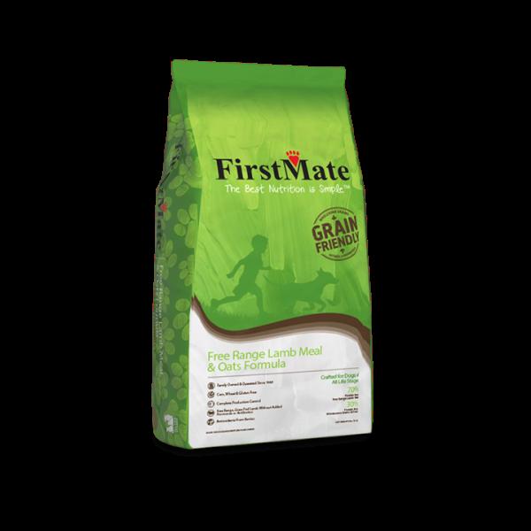 First Mate First Mate Grain Friendly Lamb & Oats