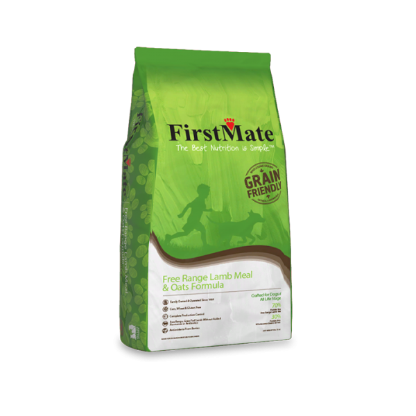 First Mate First Mate Grain Friendly Lamb & Oats