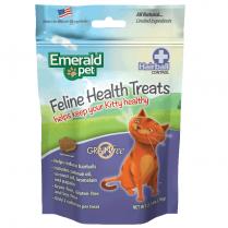 Emerald Pet Emerald Pet Cat Hairball Treat Chicken 2.5oz