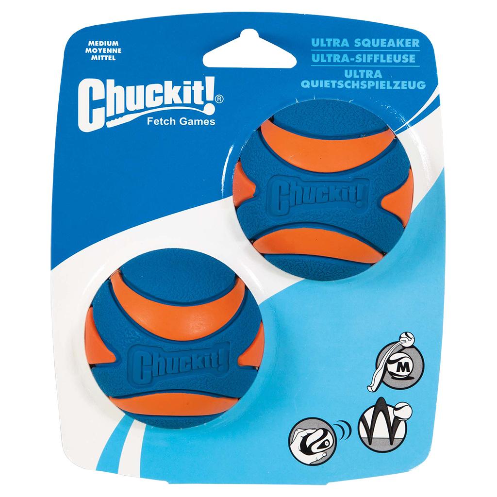 Chuck It! Chuck It Ultra Squeak Ball
