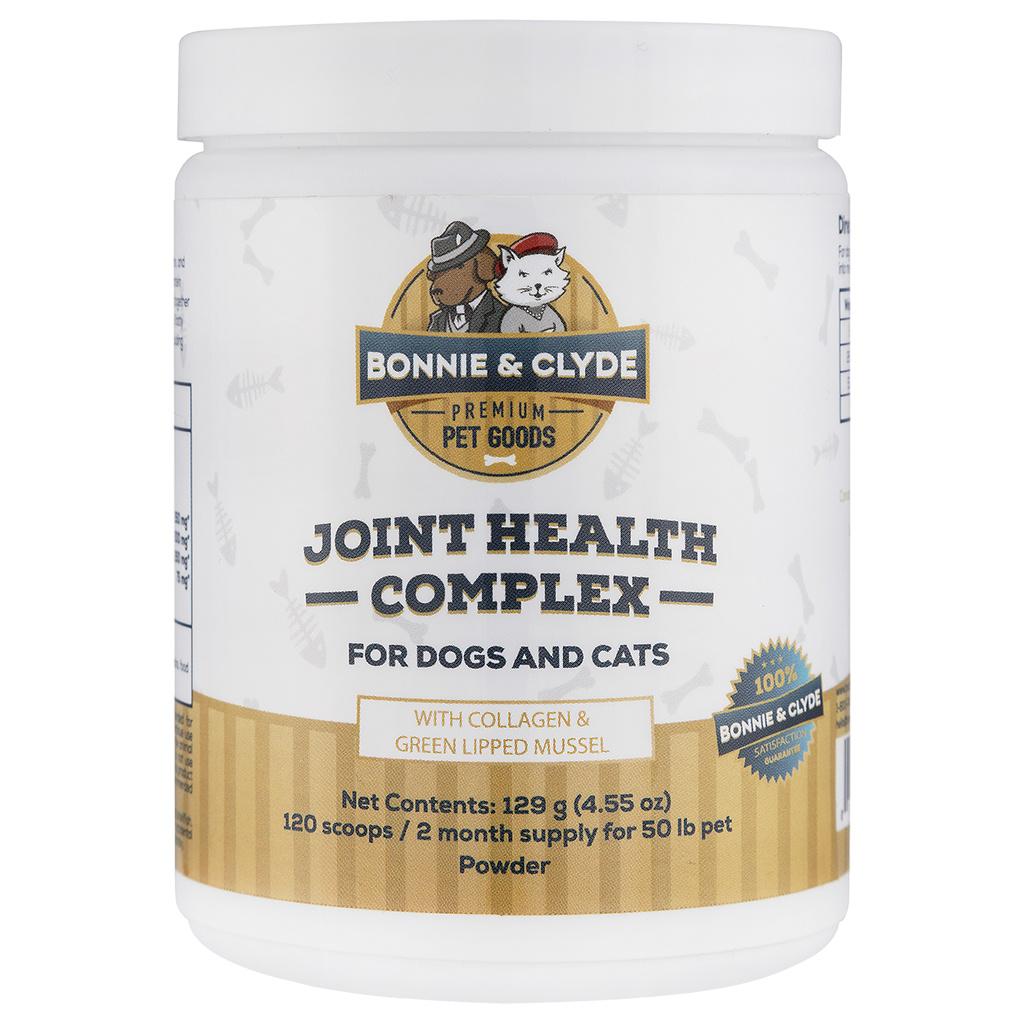 Bonnie & Clyde Bonnie & Clyde Joint Health Complex 4.5oz
