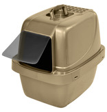 Vanness Enclosed Litter Pan Large