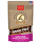 Cloud Star Cloud Star Tricky Trainers Chewy GF Liver 5oz