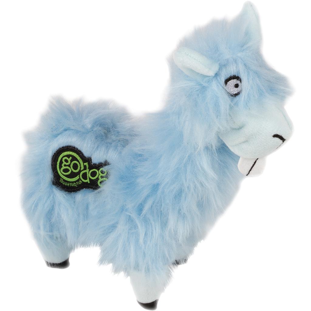 Go Dog Go Dog Buck Tooth Llama Blue Small