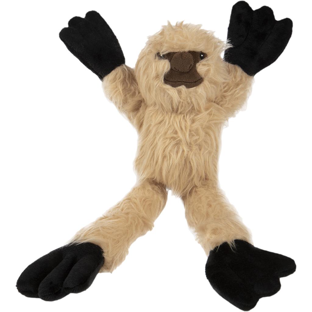 Go Dog Go Dog Crazy Tugs Sloth Small Tan