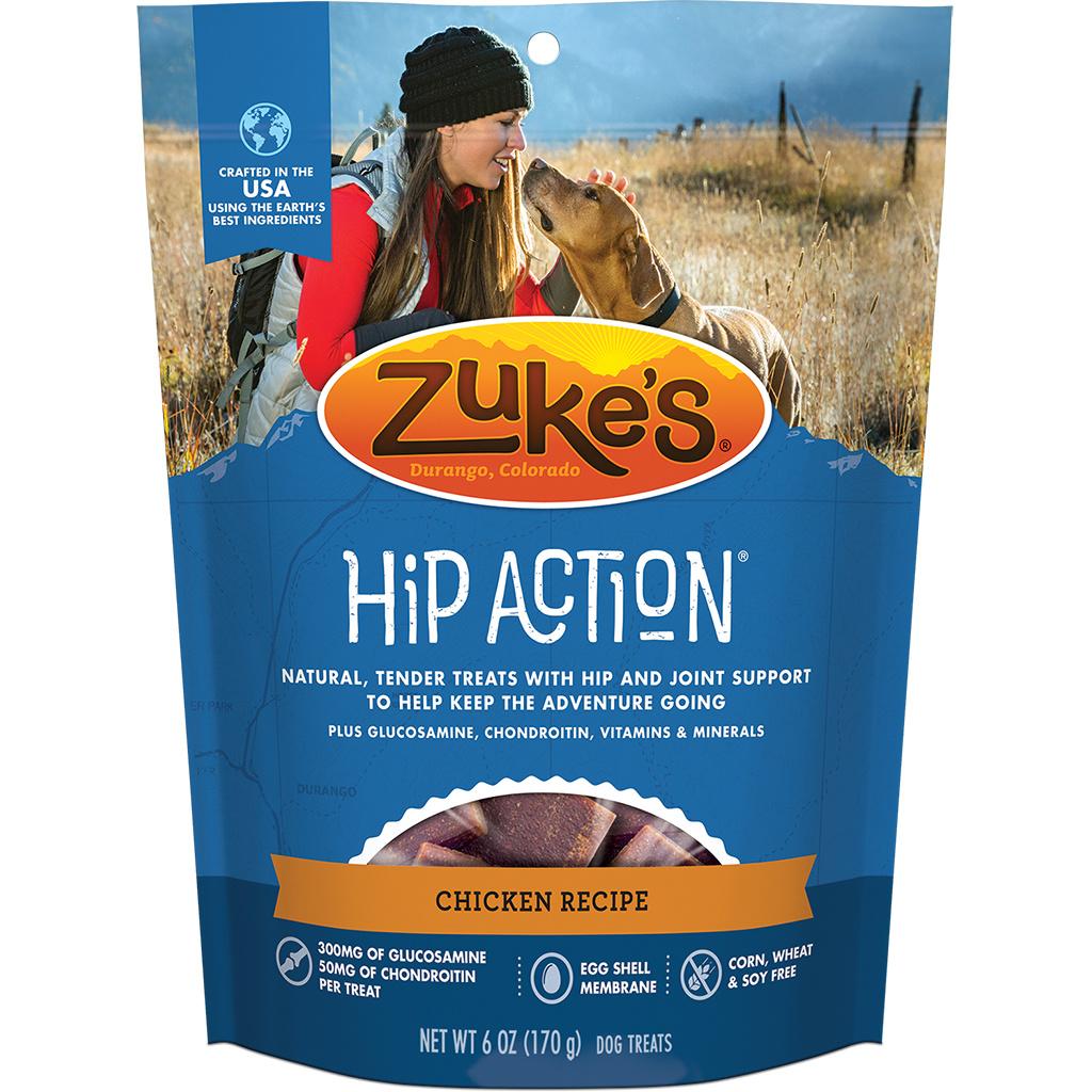 Zukes Zukes Hip Action Chicken