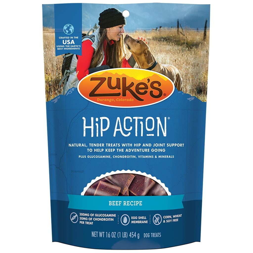 Zukes Zukes Hip Action Beef