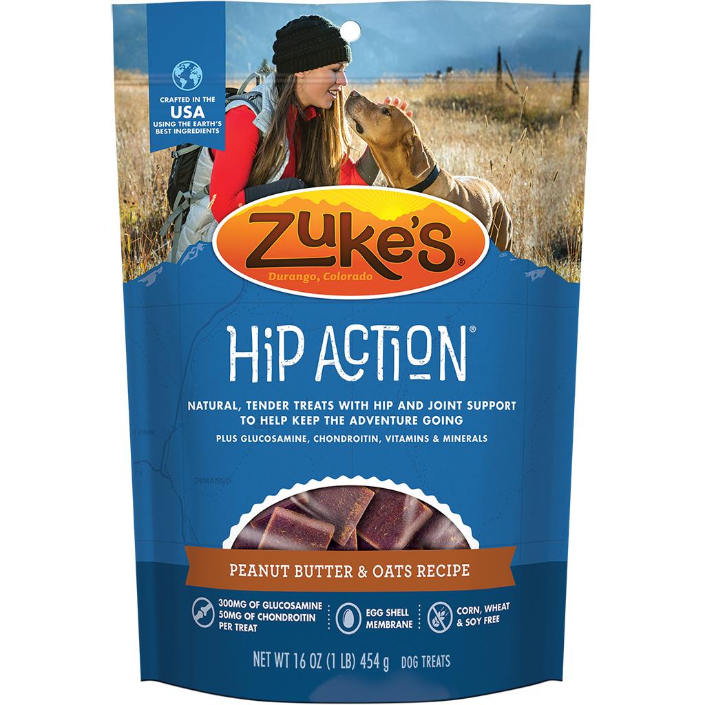 Zukes Zukes Hip Action Peanut Butter