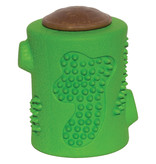 Starmark Rubber Tuff Treat Stump