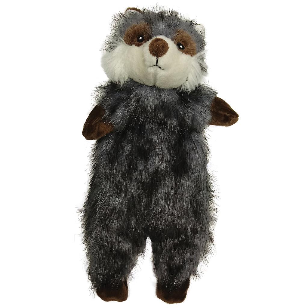 """Spot Furzz Raccoon Squeaker 13.5"""""""