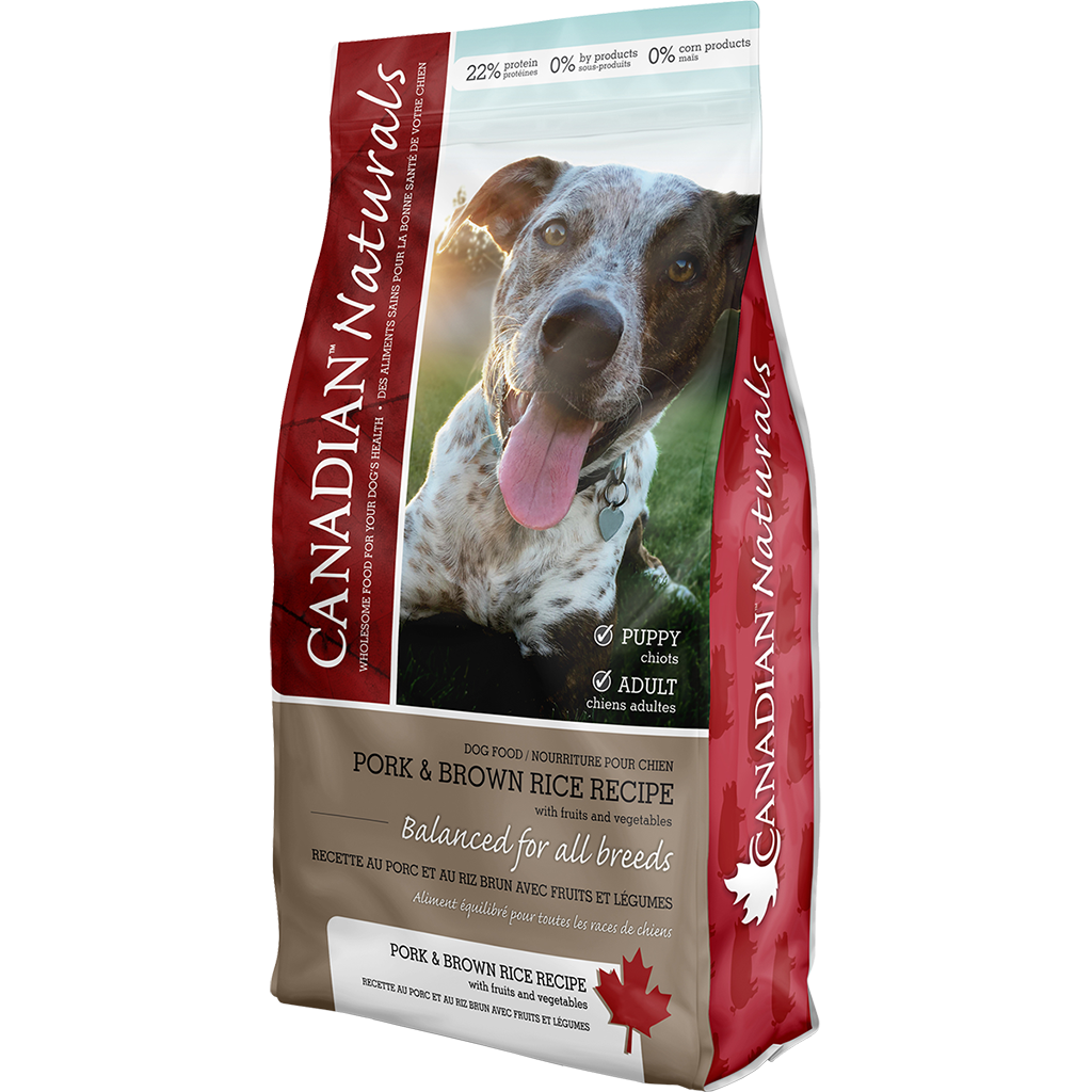 Canadian Naturals Canadian Naturals Pork & Brown Rice