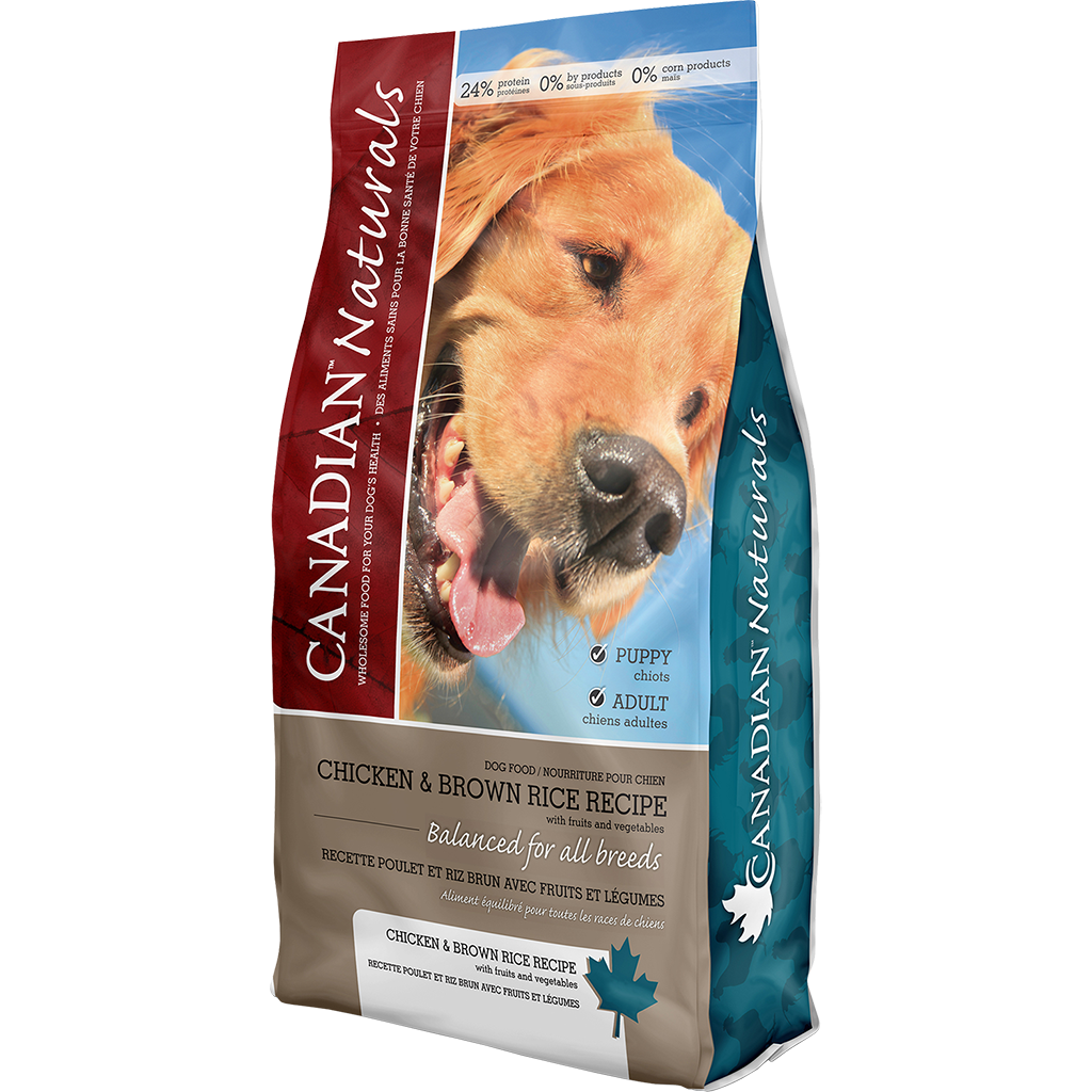 Canadian Naturals Canadian Naturals Chicken & Brown Rice