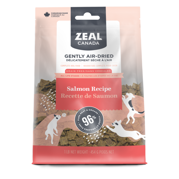 Zeal Zeal Air Dried Salmon 454g