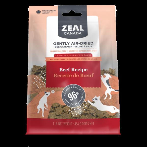 Zeal Zeal Air Dried Beef 454g