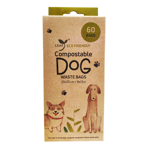 Leaf Leaf Compostable Dog Waste Bags