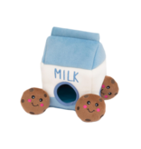 Zippy Paws Zippy Burrow Milk & Cookies